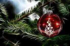 Ornament in a tree