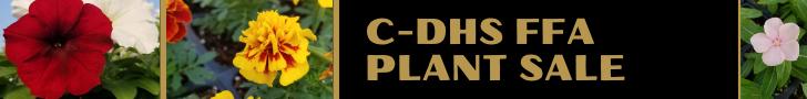 C-DHS FFA Plant Sale