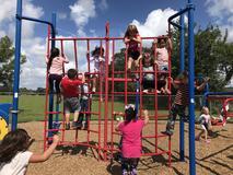 fun on the playground