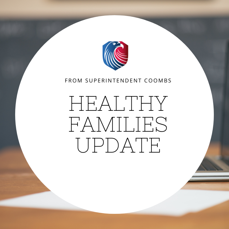 Healthy Families Update 12/17/2020 Featured Photo