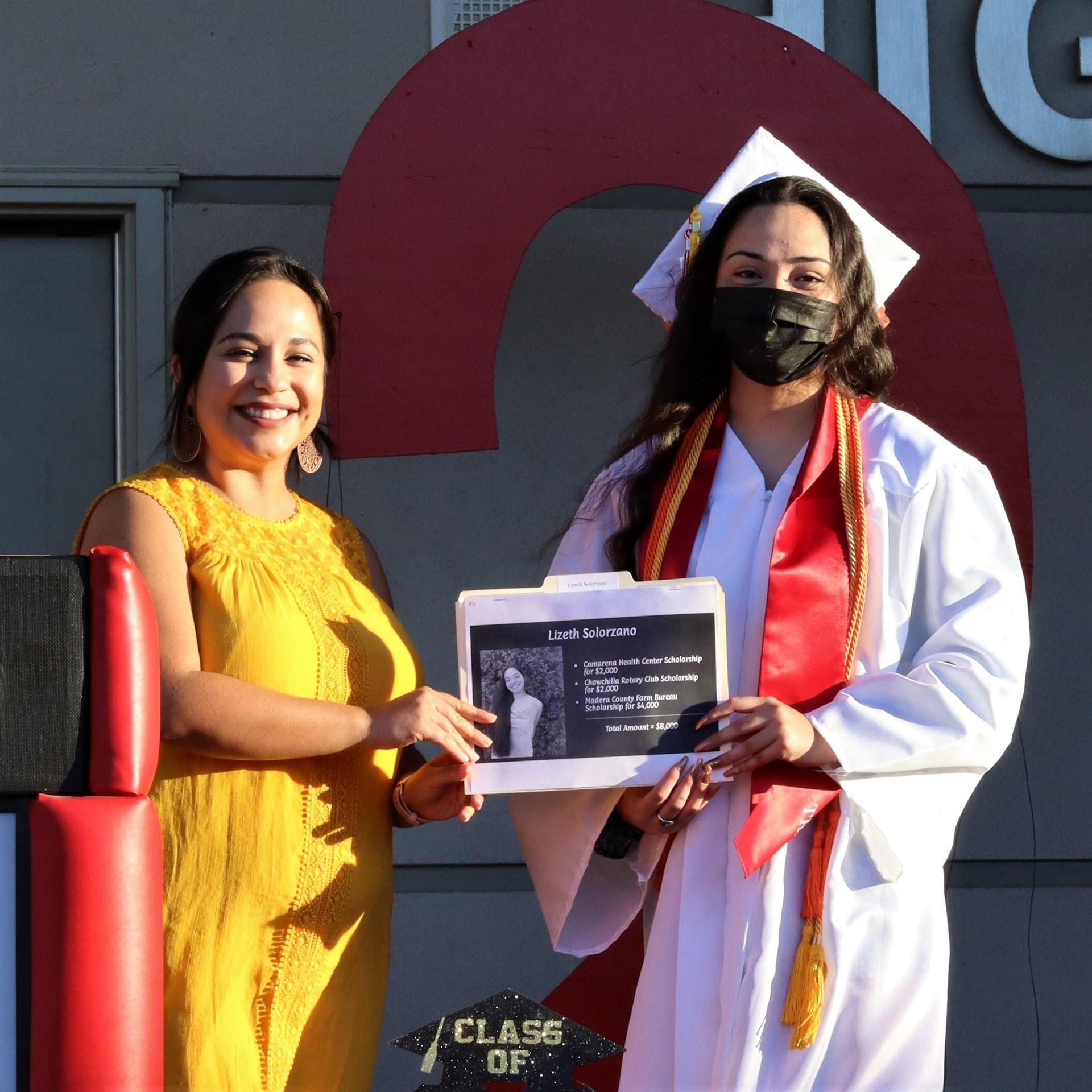 academic award winner