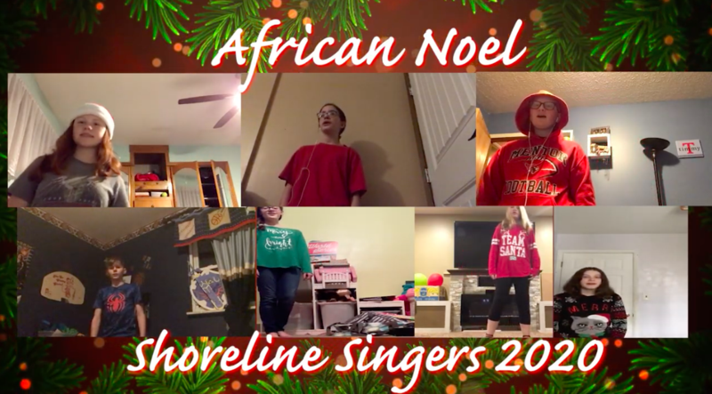 Shoreline Singers Performance Featured Photo