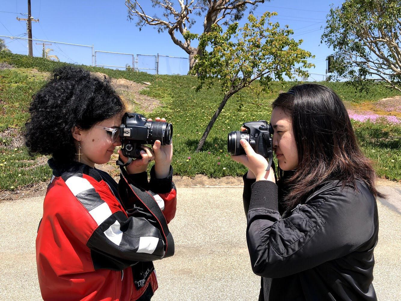 ASB Student Photographers