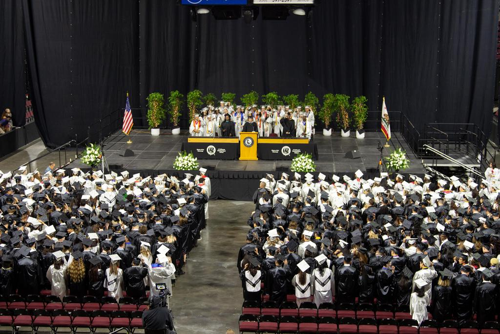Stockdale High School graduation