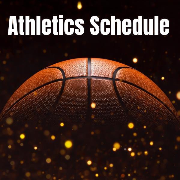 Sports Schedule This Week