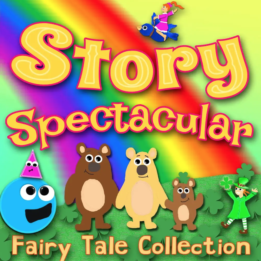 Logo: Story Spectacular