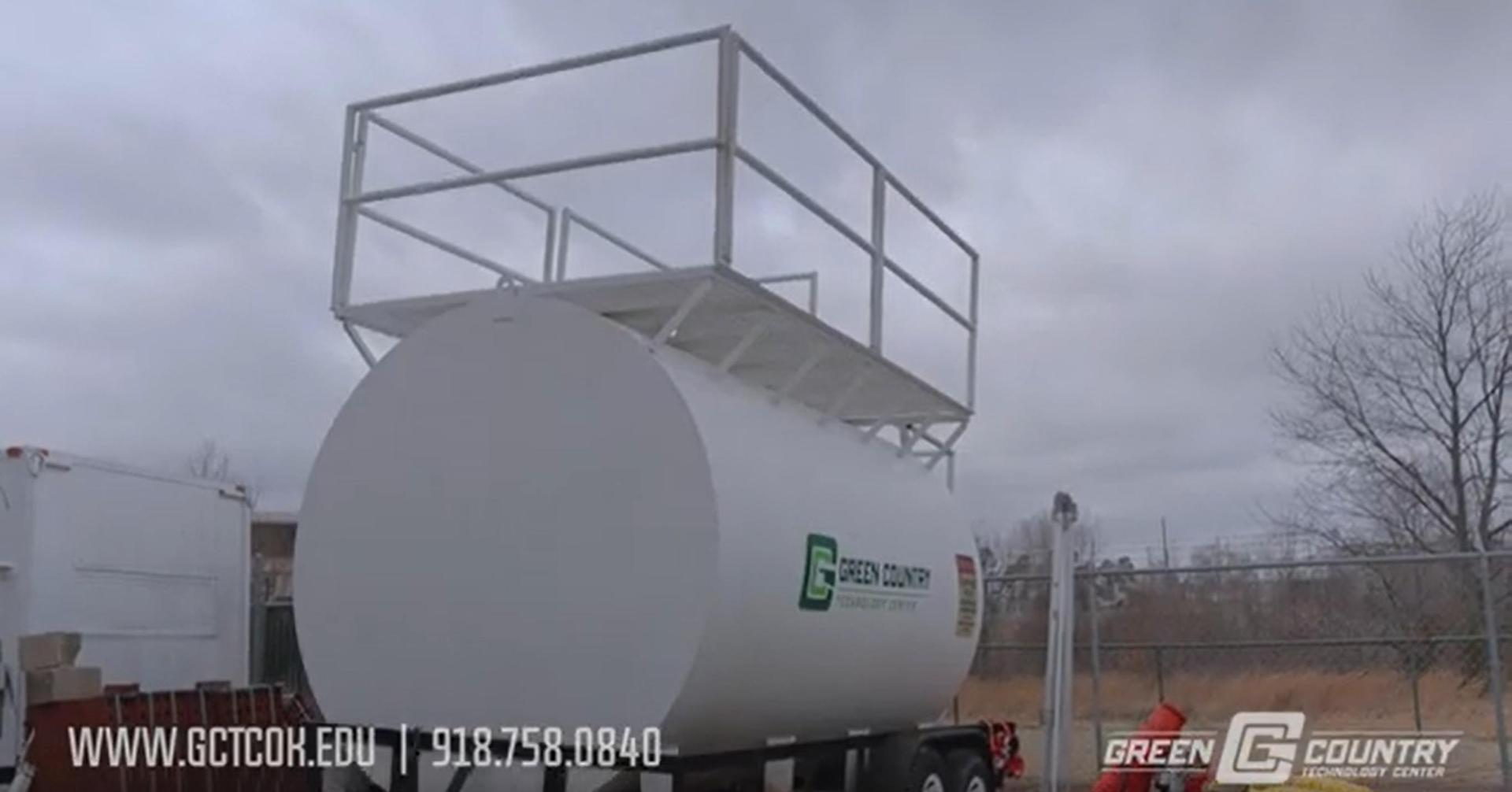 Confined Space Trailer
