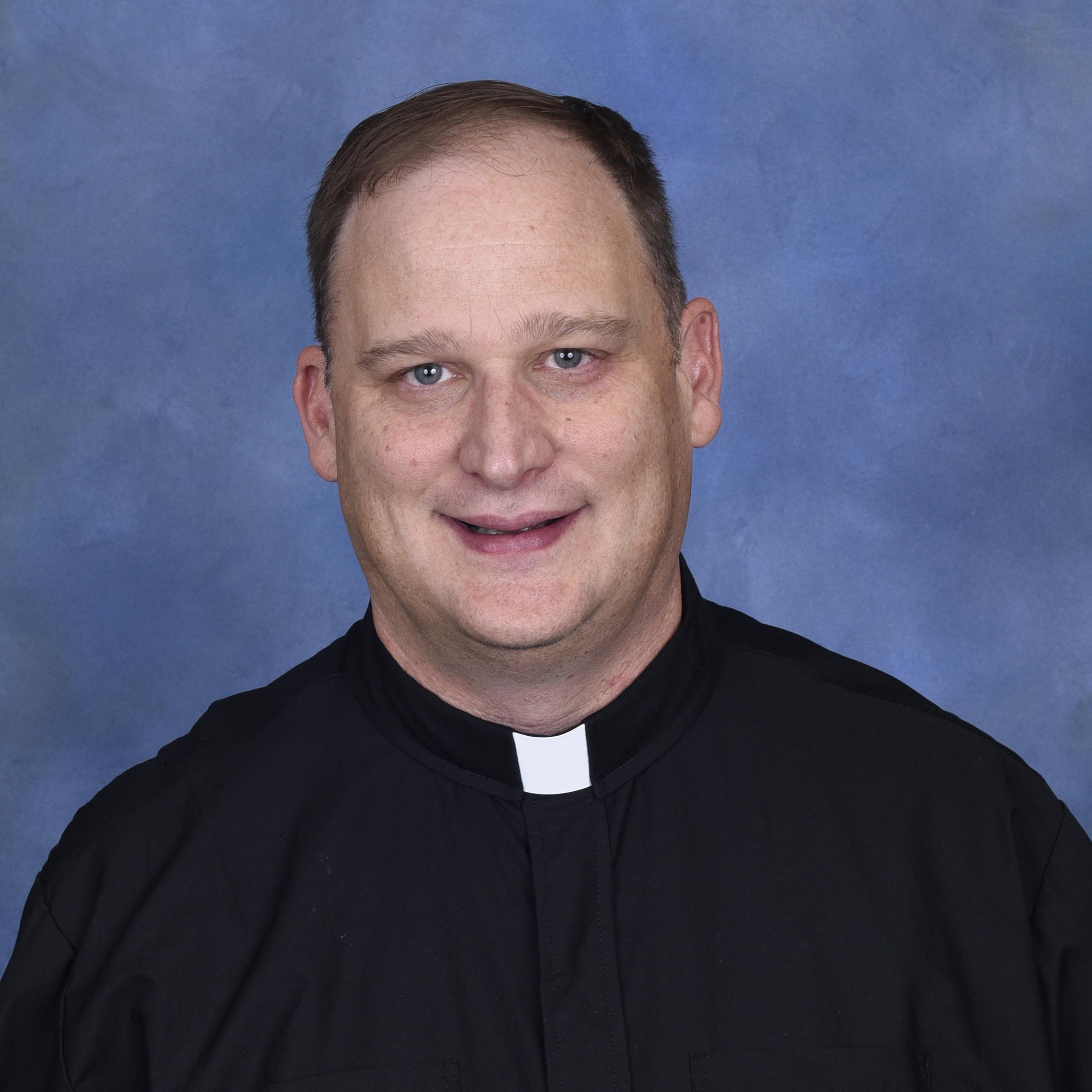 Rev. Sean Downing's Profile Photo