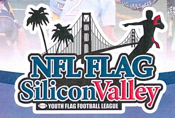 NFL Flag Silicon Valley Logo