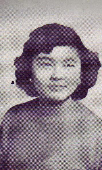 Doris Hamasaki '57