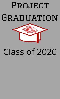 Flyer for project graduation