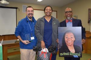 McComb School District Celebrates School Board Member Recognition Week