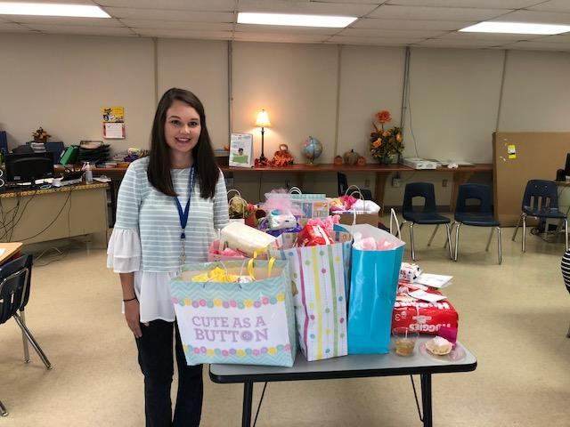 Baby Shower for Mrs. Holley Burks Featured Photo