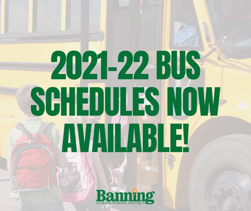 Bus Transportation Schedules Now Available Featured Photo