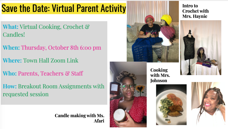 Upcoming Opportunities for IDEA Families! Thumbnail Image