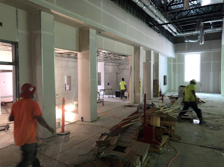 Hyer Elementary School Bond Construction