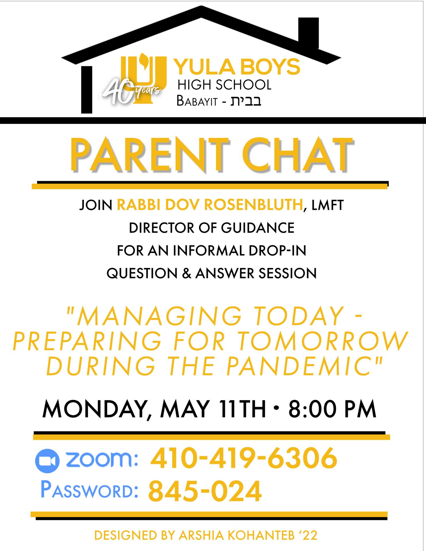 Parent Chat 3