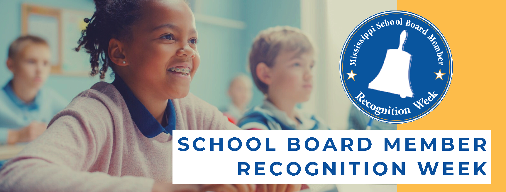 MSBA School Board Recognition Week