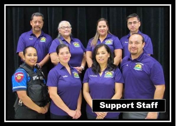 support staff picture