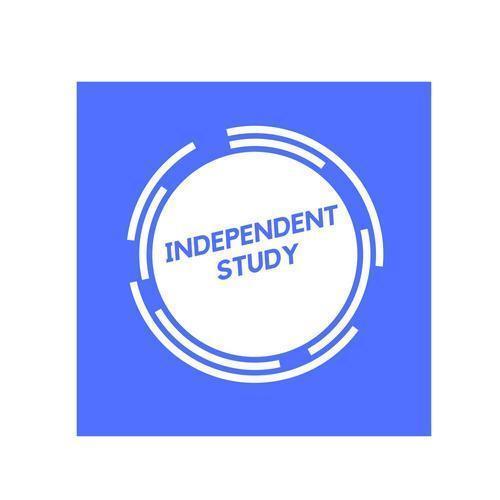 Image saying Independent Study
