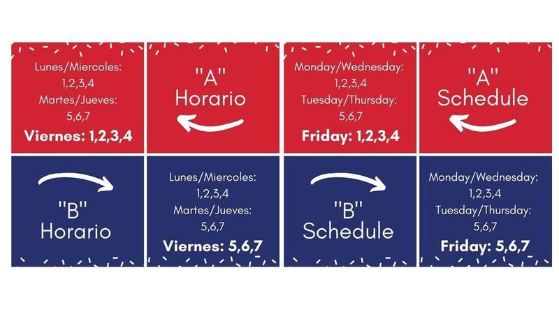 EVC A/B Schedule