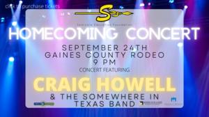 education foundation concert details