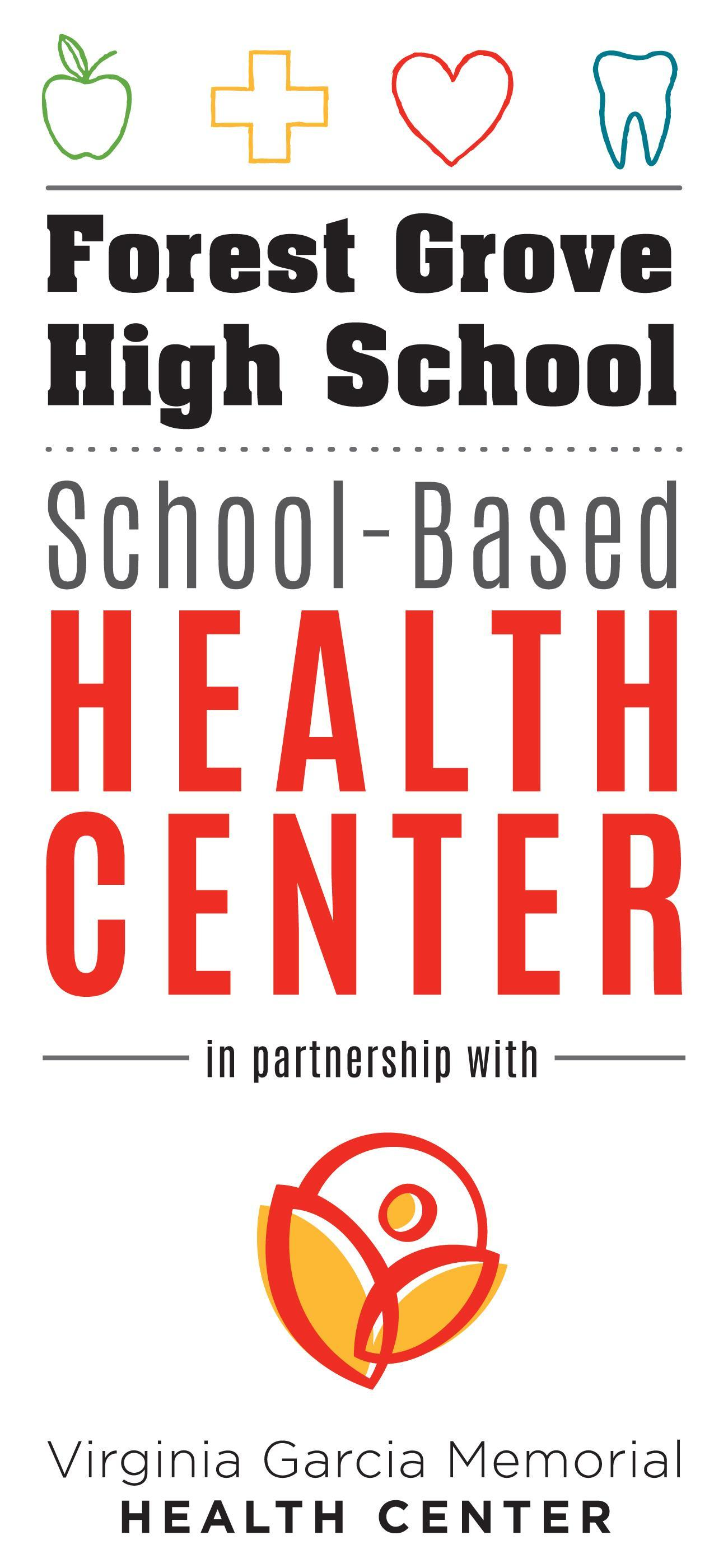 School Based Health Center Logo