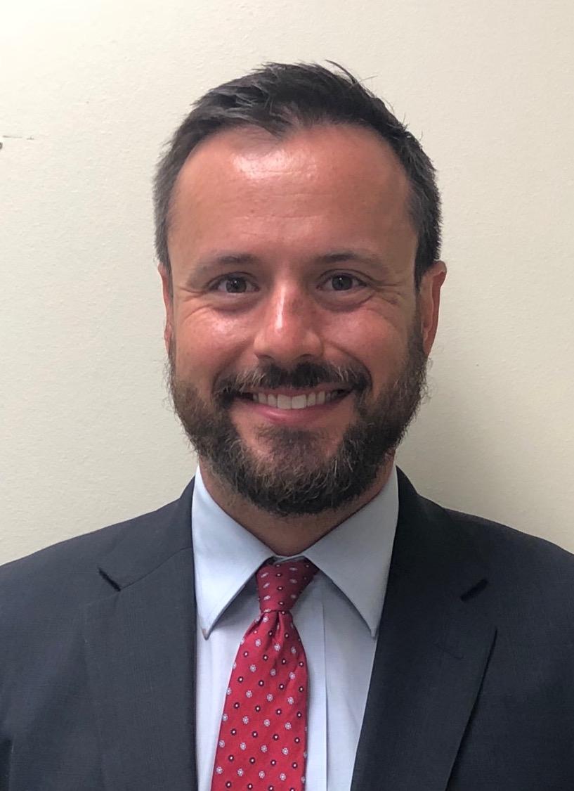 Principal Andrew Drozdak