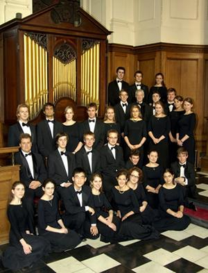 Clare College Choir Featured Photo