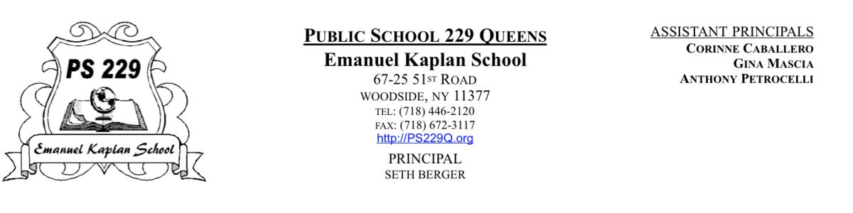 ps 229 q letterhead
