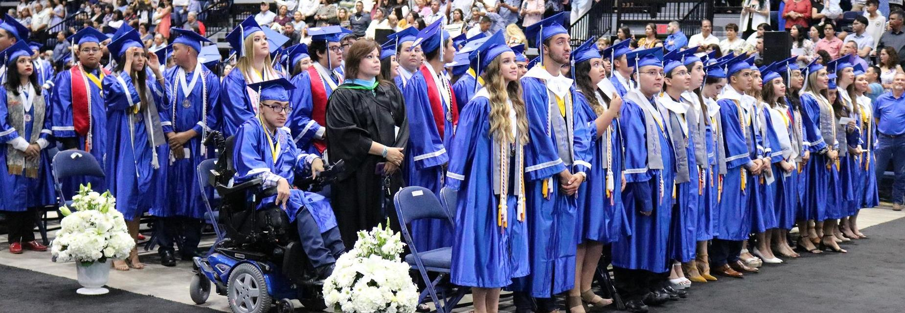 VMHS commencement picture