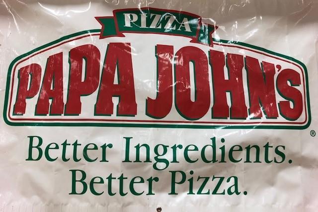 Papa Johns Banner