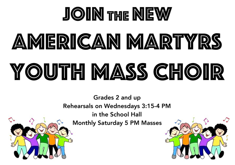 Youth Mass Choir Featured Photo
