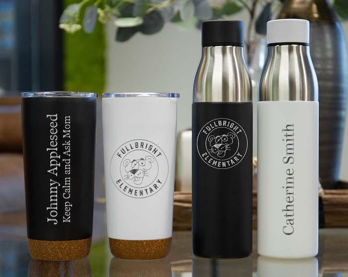 Fall Fundraiser: Water Bottle or Tumbler Only $24 Featured Photo
