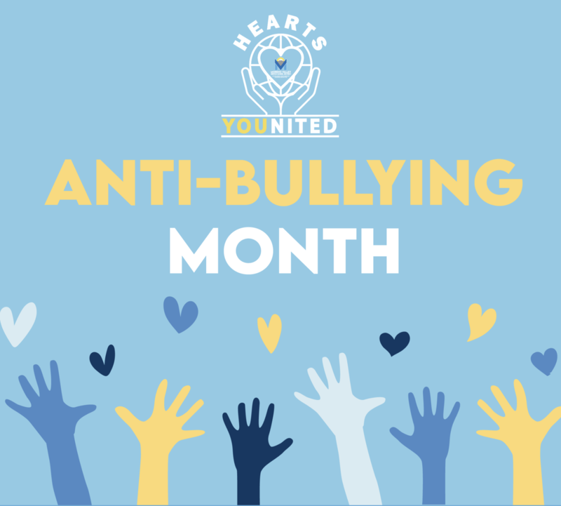 HeartsYOUnited Anti-Bullying Month