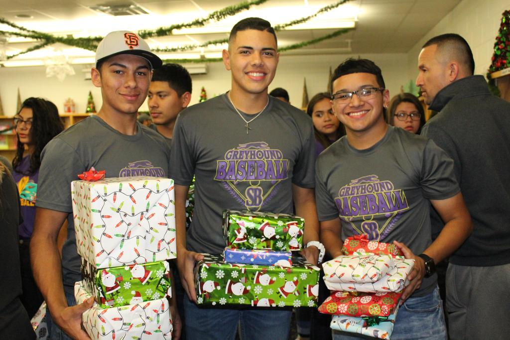12/10/18 Baseball/Softball Christmas