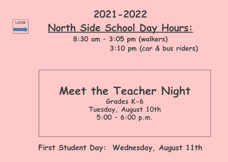 Meet the Teachers graphic