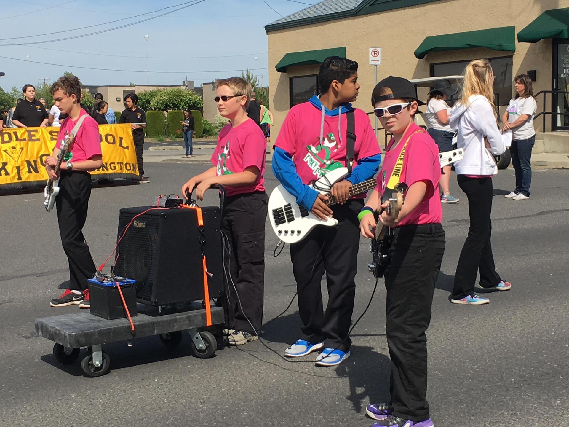 Jr. Lilac Parade