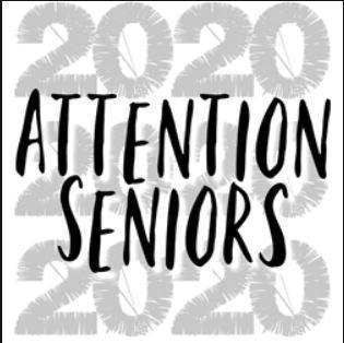 Senior Events - June 2020