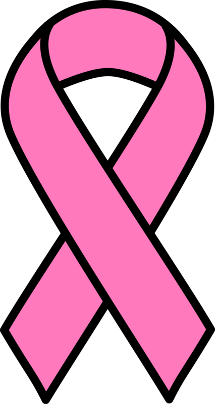 pink ribbon clipart