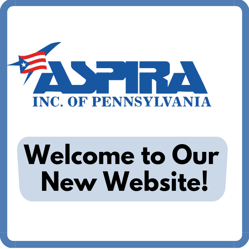 ASPIRA of PA's New Website Featured Photo