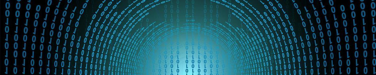 photo of binary numbers
