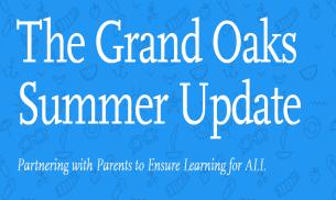 Grand Oaks News Title