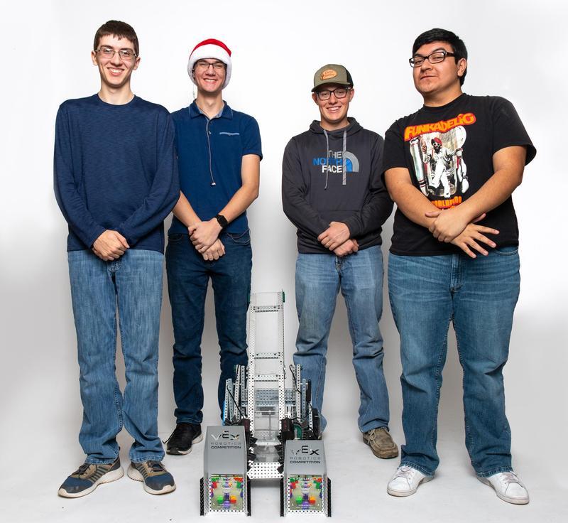 2019 Kern Robotics League Champions