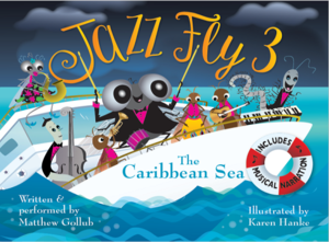 Jazz Fly 3 book cover