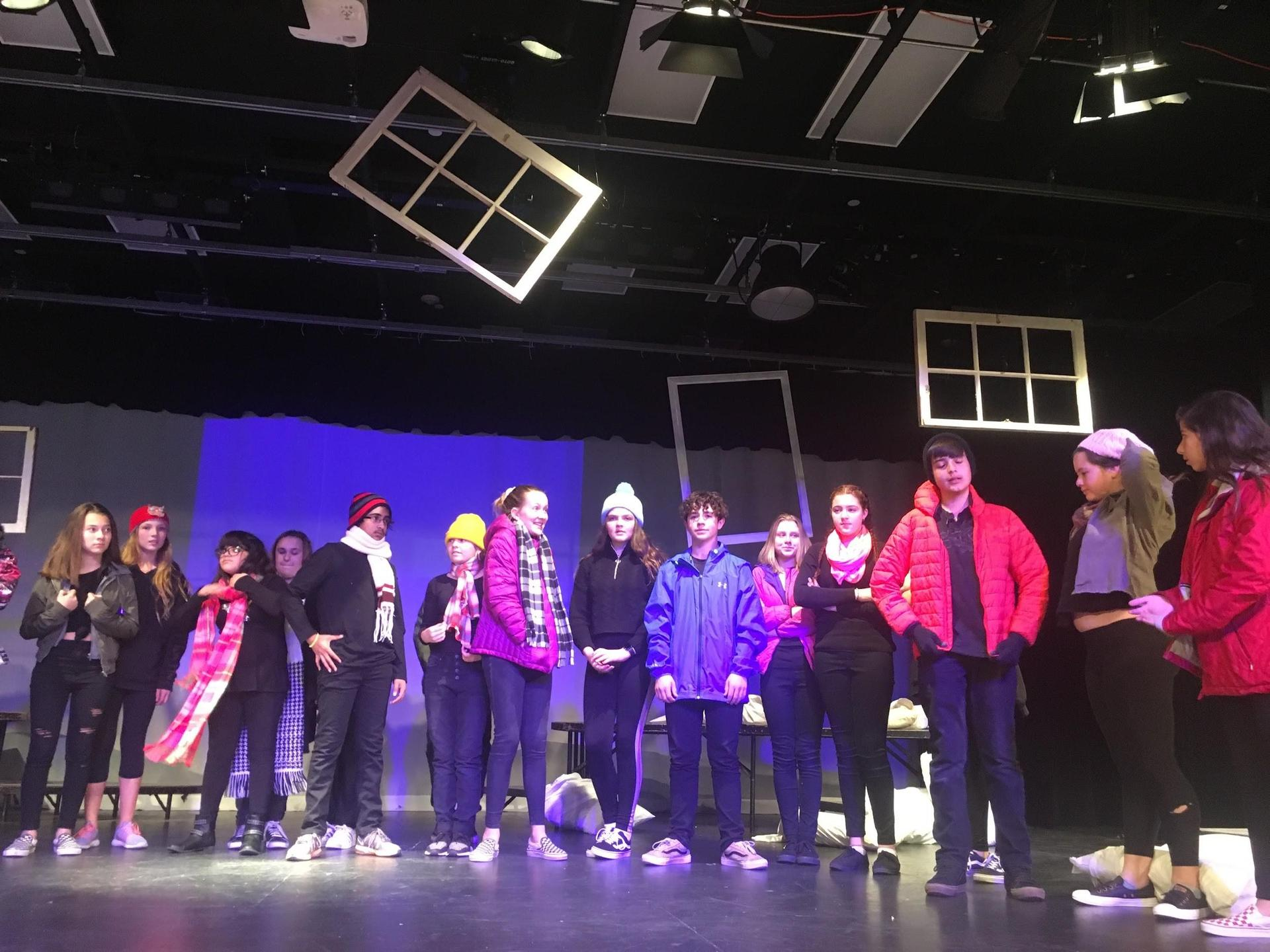 Winter Production 2018