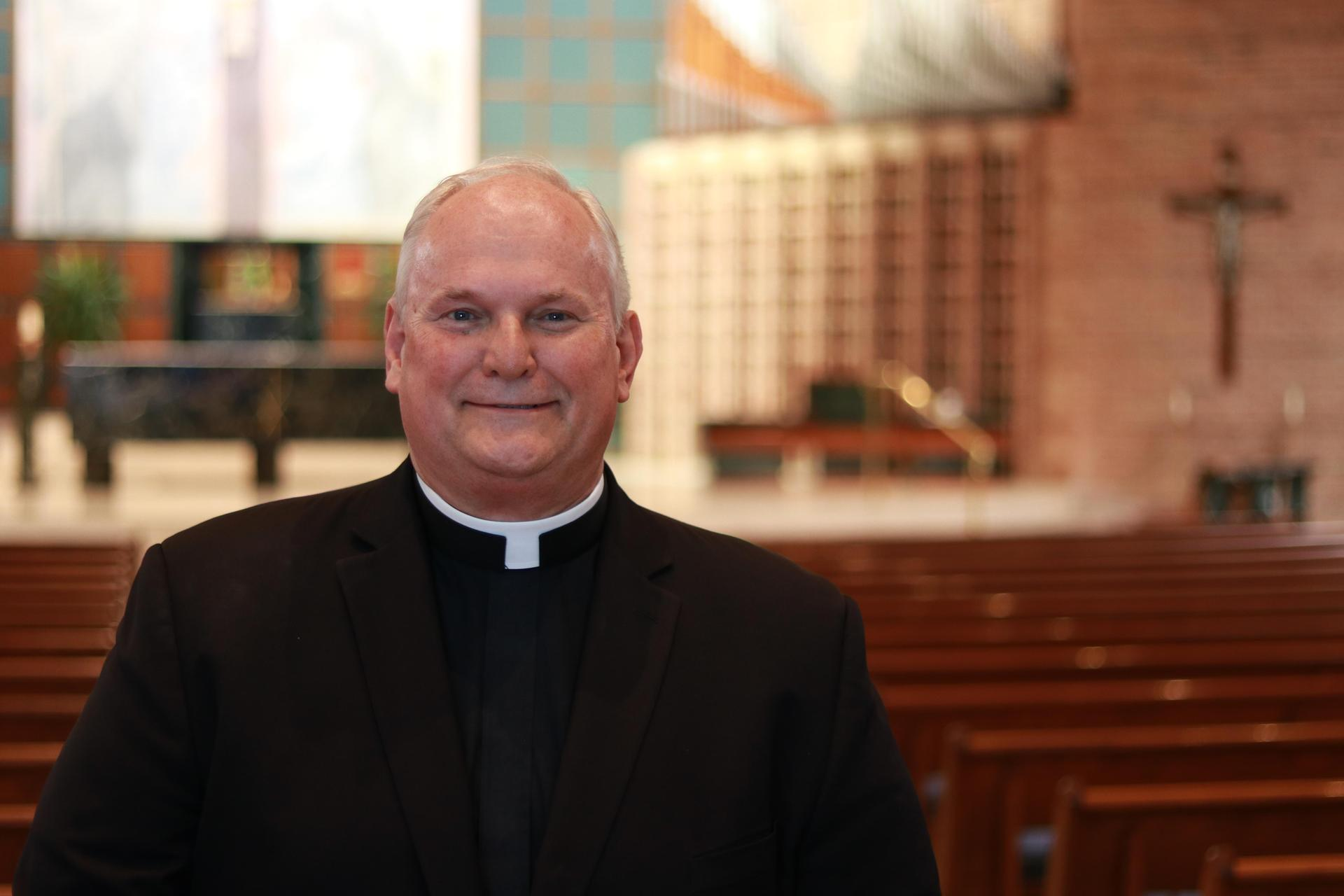 Rev. Mark Brauer