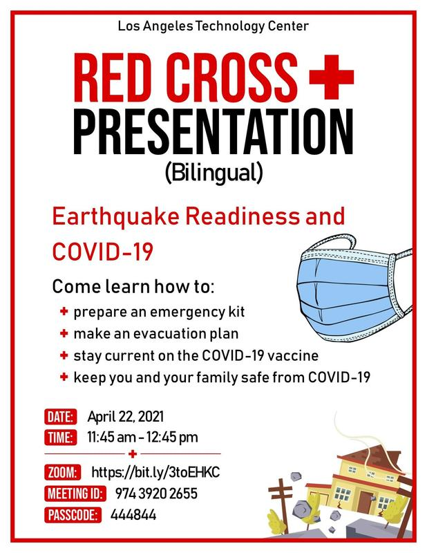 RED CROSS FLYER Featured Photo