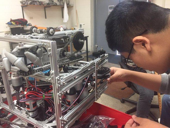 McAllen ISD Robotics