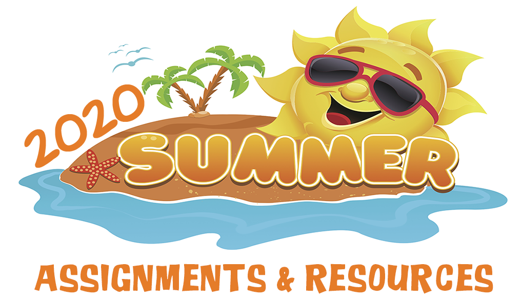 Summer 2020 resources